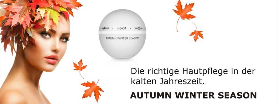 Herbst Winter Creme
